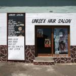 Salon, Darling, Western Cape